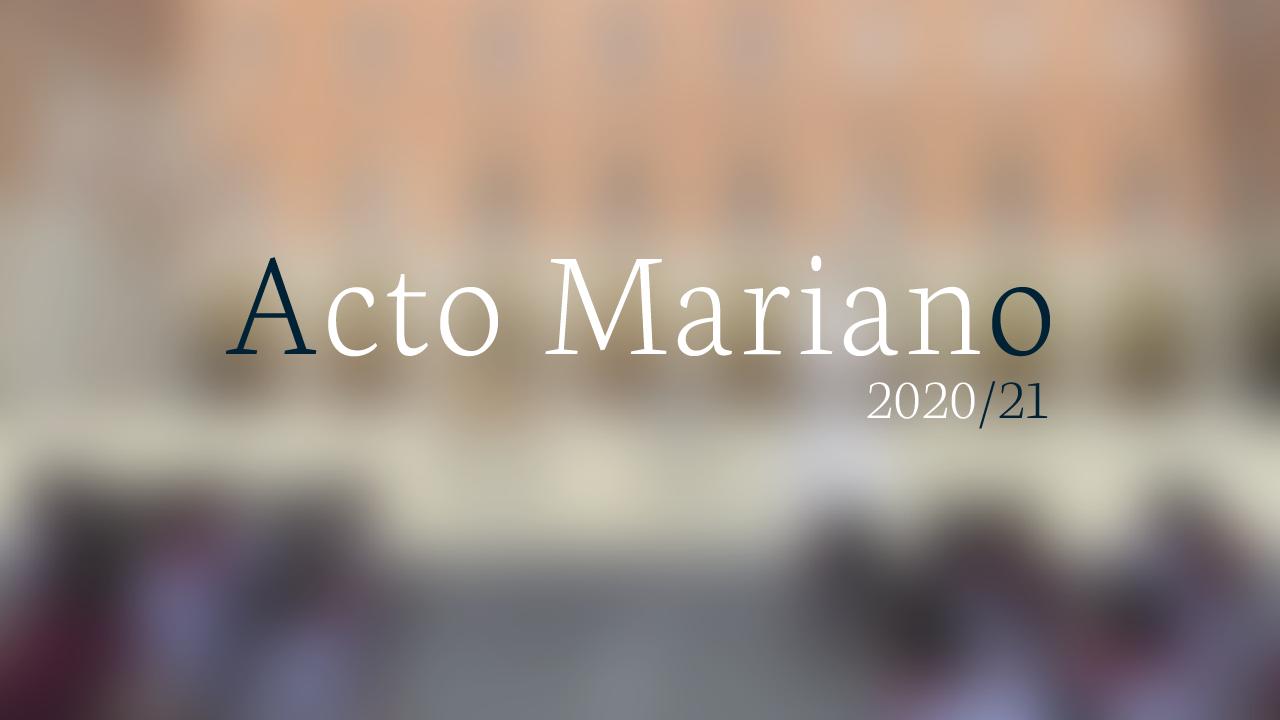 Acto Mariano 2021