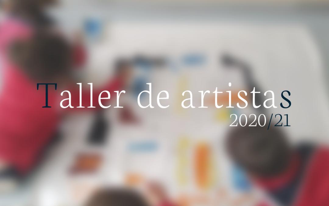 ¡Segundo de Infantil se convierte en un taller de artistas!